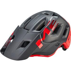 MET Roam MIPS Helm matt black/red matt black/red