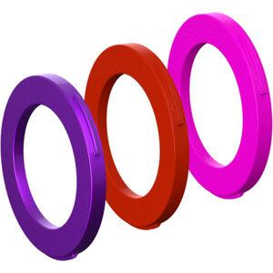 Magura Blenden-Kit 2 Kolben Bremszange ab MJ2015 purple/rot/neonpink purple/rot/neonpink