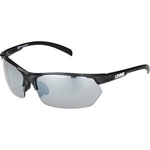 UVEX Sportstyle 114 Sportglasses black mat/silver black mat/silver