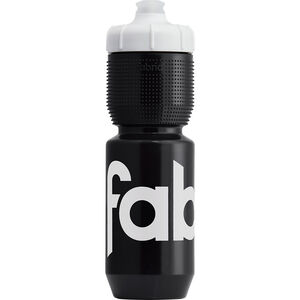 Fabric Gripper Isulated Bottle 650ml black/white black/white