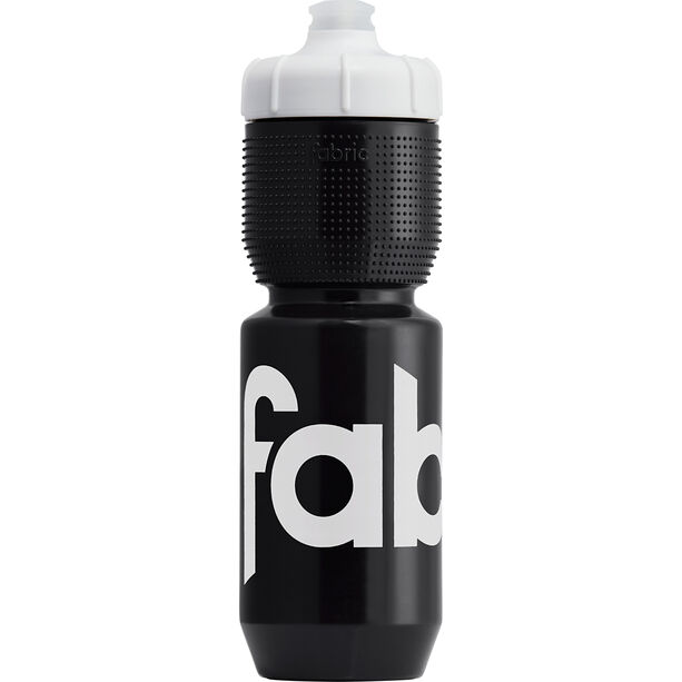 Fabric Gripper Isolierte Flasche 650ml black/white