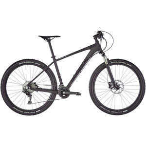 Serious Six Trail black matt black matt