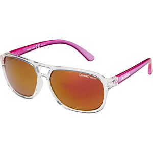 Alpina Yalla Glasses Kinder clear-pink clear-pink