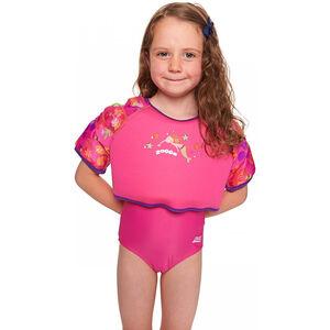 Zoggs Mermaid Flower Water Wing Vest Pink bei fahrrad.de Online