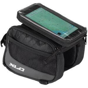 XLC BA-S97 Oberrohr Gepäcktasche 800ml black black