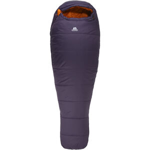 Mountain Equipment Starlight II Sleeping Bag Long aubergine / blaze aubergine / blaze