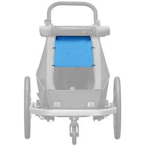 Croozer Sun protection für Kid Plus / Kid for 1 ocean blue ocean blue