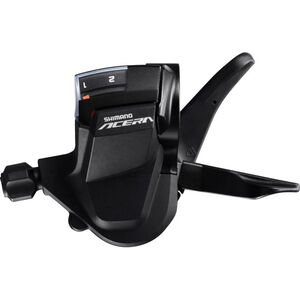 Shimano Acera SL-M3010 Schalthebel 2-fach schwarz schwarz
