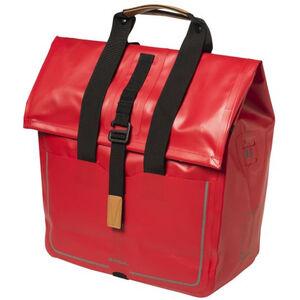Basil Urban Dry Shopper Gepäckträger Tasche 25l signal red