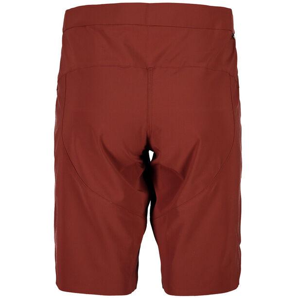 Maloja RoschiaM. Multisport Shorts Damen maroon