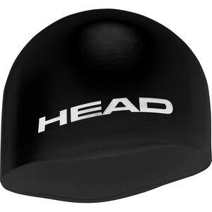 Head Silicone Moulded Cap black black