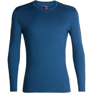 Icebreaker 200 Oasis LS Crew Shirt Men Prussian Blue bei fahrrad.de Online