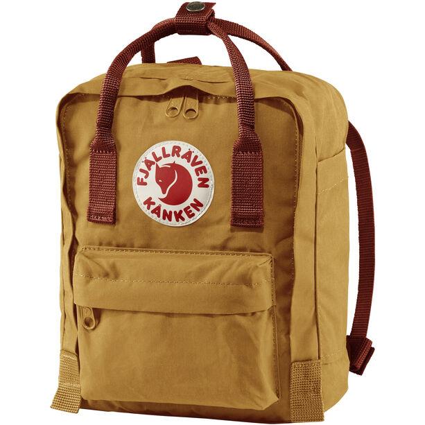 Fjällräven Kånken Mini Backpack Kinder acorn-ox red