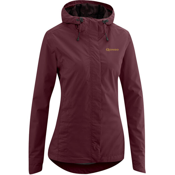 Gonso Sura Light Allwetterjacke Damen winetasting