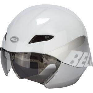 Bell Javelin Aero Helmet white/silver white/silver