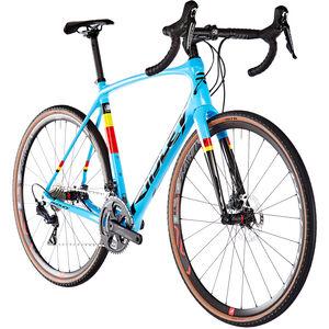 Ridley Bikes Kanzo Speed C Ultegra HD belgian blue/black belgian blue/black