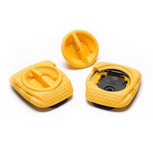 Speedplay Zero Aero Walkable Pedalplattenset gelb gelb