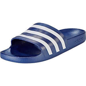 adidas Adilette Aqua Sandals Herren dark blue/ftwr white/dark blue dark blue/ftwr white/dark blue