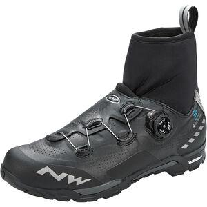 Northwave X-Raptor Arctic GTX Schuhe Herren black black