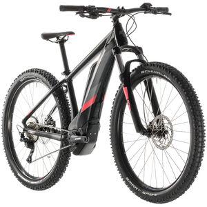 Cube Access Hybrid Pro 400 Black'n'Coral bei fahrrad.de Online