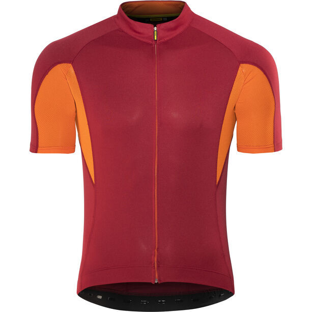 Mavic Aksium Jersey Herren red/orange