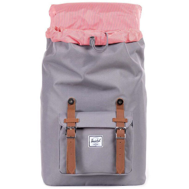 Herschel Little America Mid-Volume Backpack 17l grey/tan