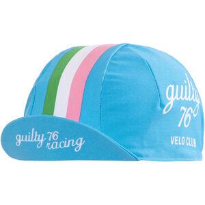 guilty 76 racing Velo Club Race Cap blue blue