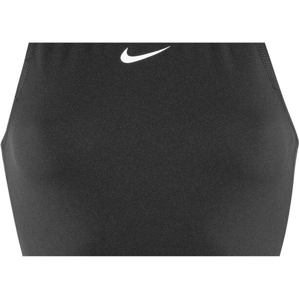 Nike Swim Water Polo Solids High Neck Tank Damen jet black