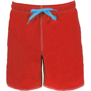 arena Fundamentals Solid Boxer Herren red-turquoise red-turquoise