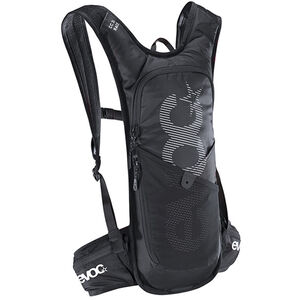 EVOC CC Race Lite Performance Backpack 3l + 2l Bladder black black