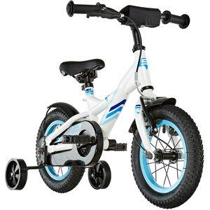 s'cool XXlite 12 steel White/Blue bei fahrrad.de Online