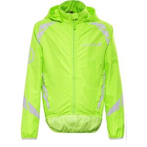 Endura Luminite II Jacket Kinder hi-viz green/reflective hi-viz green/reflective