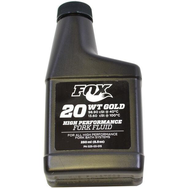 Fox Racing Shox 20 WT Gold Suspensions Öl 250ml