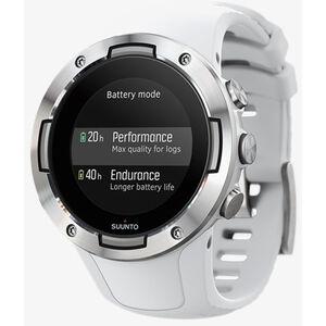 Suunto 5 GPS Sport Uhr white white