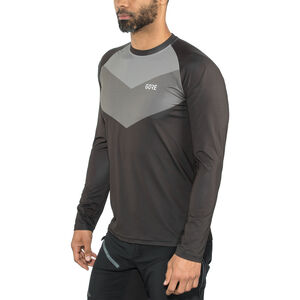 GORE WEAR C5 Trail Long Sleeve Jersey Men terra grey bei fahrrad.de Online