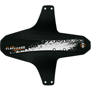 SKS Flap Guard Schutzblech black/white black/white
