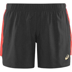 "asics 5,5"" Shorts Mugen Pack Damen performance black performance black"