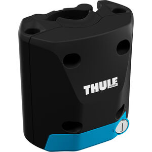 Thule RideAlong Schnellwechselhalterung schwarz/blau bei fahrrad.de Online