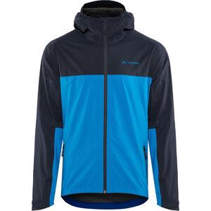 VAUDE Moab Rain Jacket Herren radiate blue radiate blue