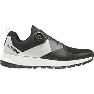 adidas TERREX Two Boa Trail-Running Shoes Men Core Black/Grey Four/Ftwr White