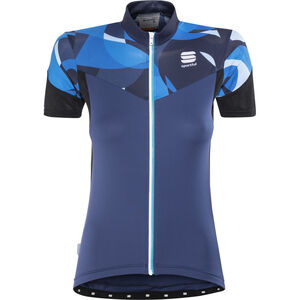 Sportful Primavera Jersey Women blue twilight/electric blue bei fahrrad.de Online