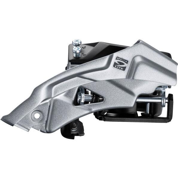 Shimano Altus FD-M2000 Umwerfer 3x9-fach Top Swing Schelle tief