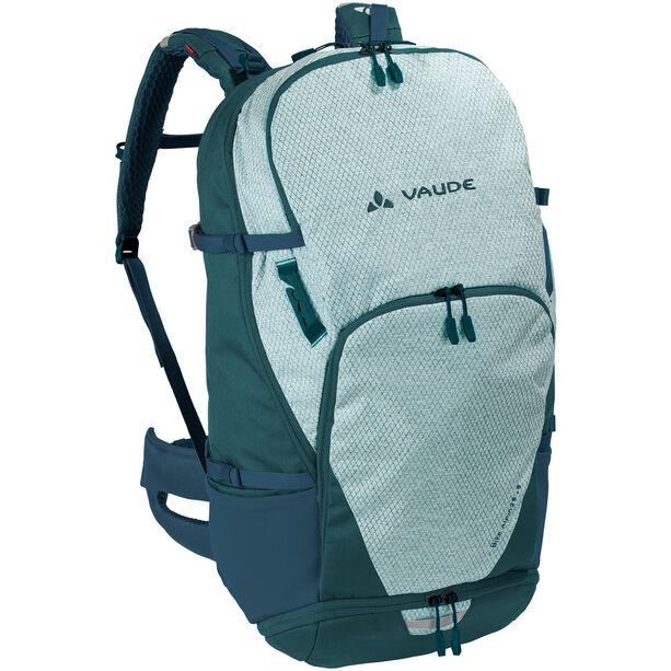 VAUDE Bike Alpin 25+5 Backpack petroleum