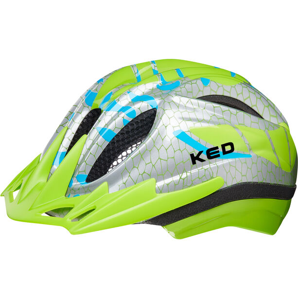 KED Meggy K-Star Helm Kinder green