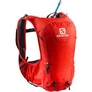Salomon Skin Pro 10 Bag Set Fiery Red/Graphite bei fahrrad.de Online