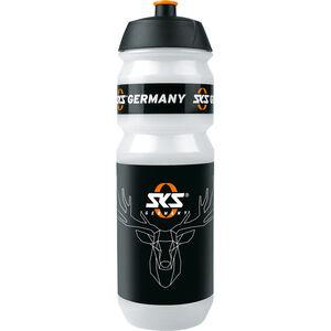 SKS Trinkflasche Hirsch 750ml weiß/schwarz weiß/schwarz