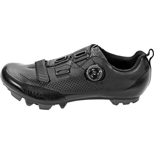 Fizik Terra X5 MTB Schuhe Herren schwarz/schwarz