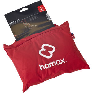 Hamax Regenponcho rot bei fahrrad.de Online
