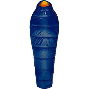Haglöfs ARA +6 Sleeping Bag Kinder hurricane blue hurricane blue