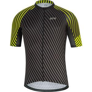 GORE WEAR C3 Jersey Herren black/neon yellow black/neon yellow